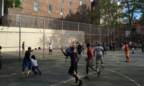 Courts near New York University