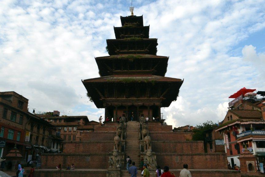 Wandering Bhaktapur